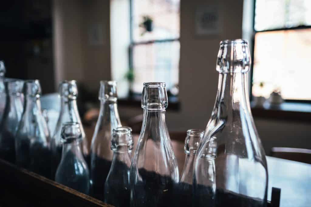 Beber agua filtrada para reducir las botellas que generamos y hacer del viaje que sea más zero waste.