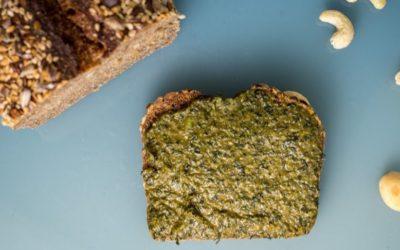 Pesto vegano con tan solo 5 ingredientes