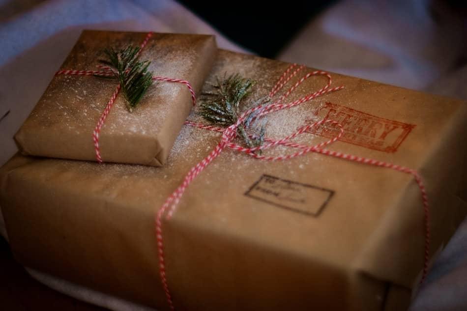 Regalos zero waste para estas Navidades.