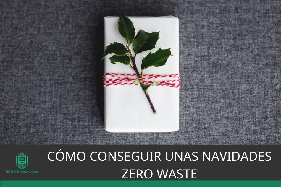 Regalo zero waste para unas navidades zero waste o residuo cero
