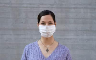 ¿Son las mascarillas reutilizables la opción más sostenible?