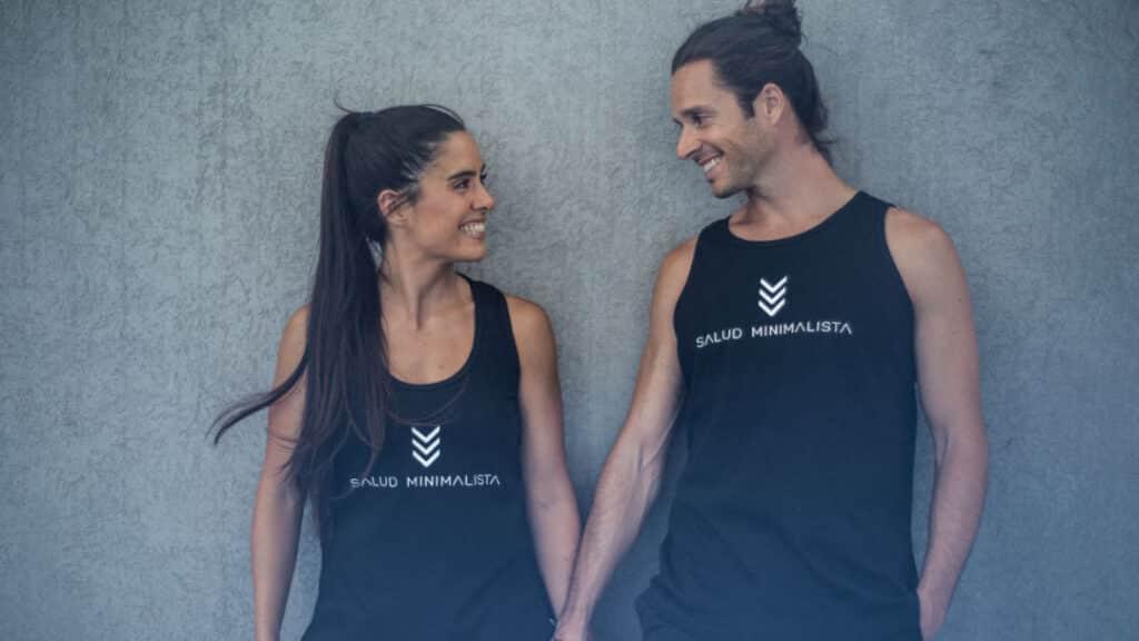 Rocío y Carlos de salud minimalista. entrevista hábitos minimalistas para una vida saludable.