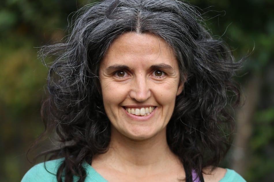 Celia García fundadora de Agua Bosque.